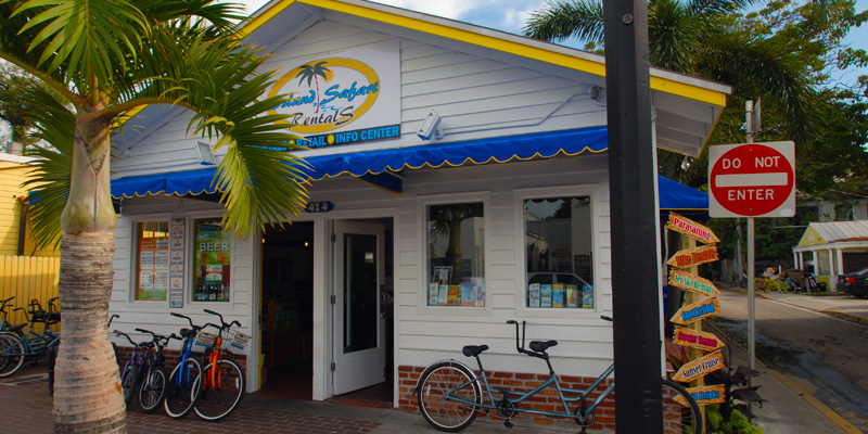 Island Safari Bike Rentals - Florida Keys Sightseeing for Less