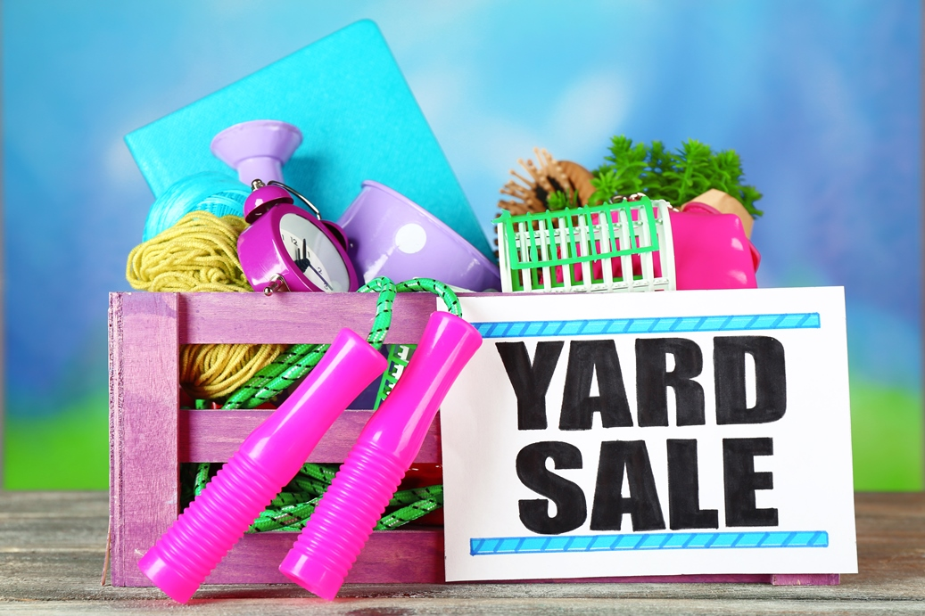 Florida Keys yard sales garage sales